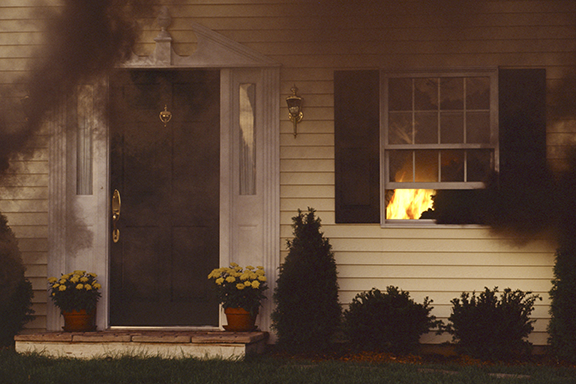 Monitored smoke detectors are a great way to keep your loved ones safe.
