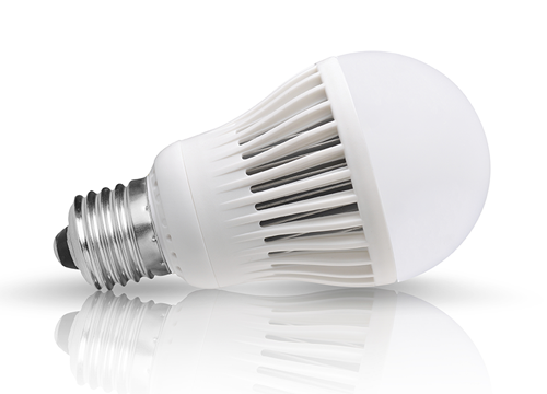 Maximize your energy savings with lighting schedules and LED bulbs.